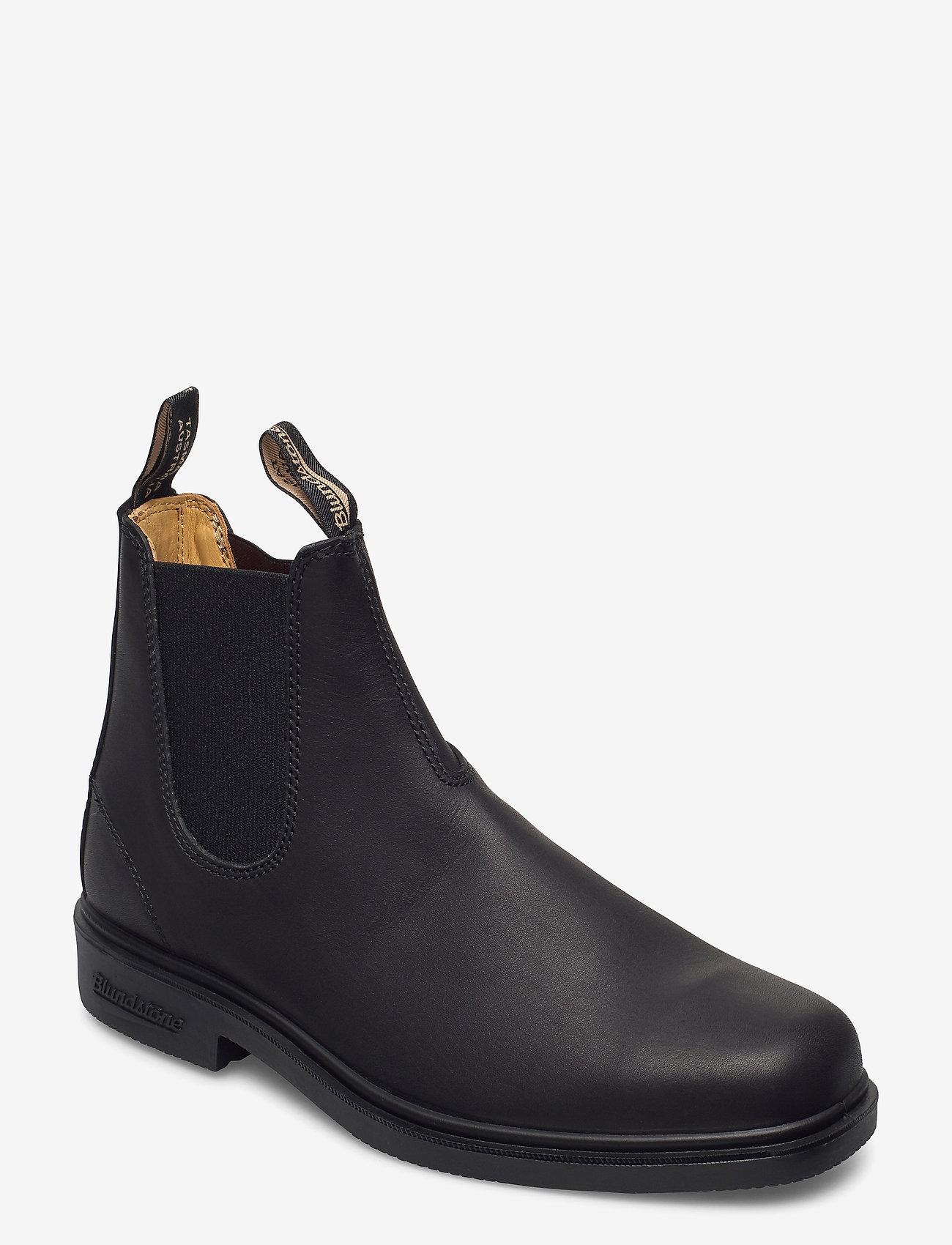 Blundstone - BL DRESS BOOTS (PU/TPU SOLE) - chelsea boots - black premium oil tanned - 0