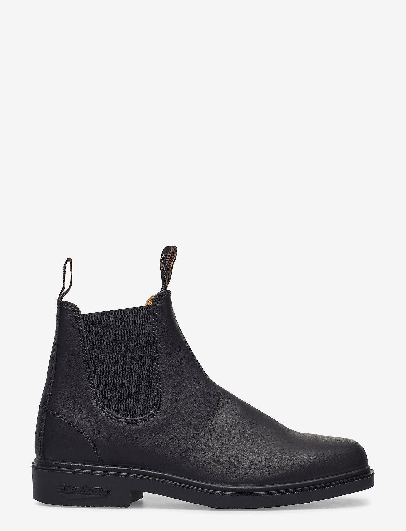 Blundstone - BL DRESS BOOTS (PU/TPU SOLE) - chelsea boots - black premium oil tanned - 1