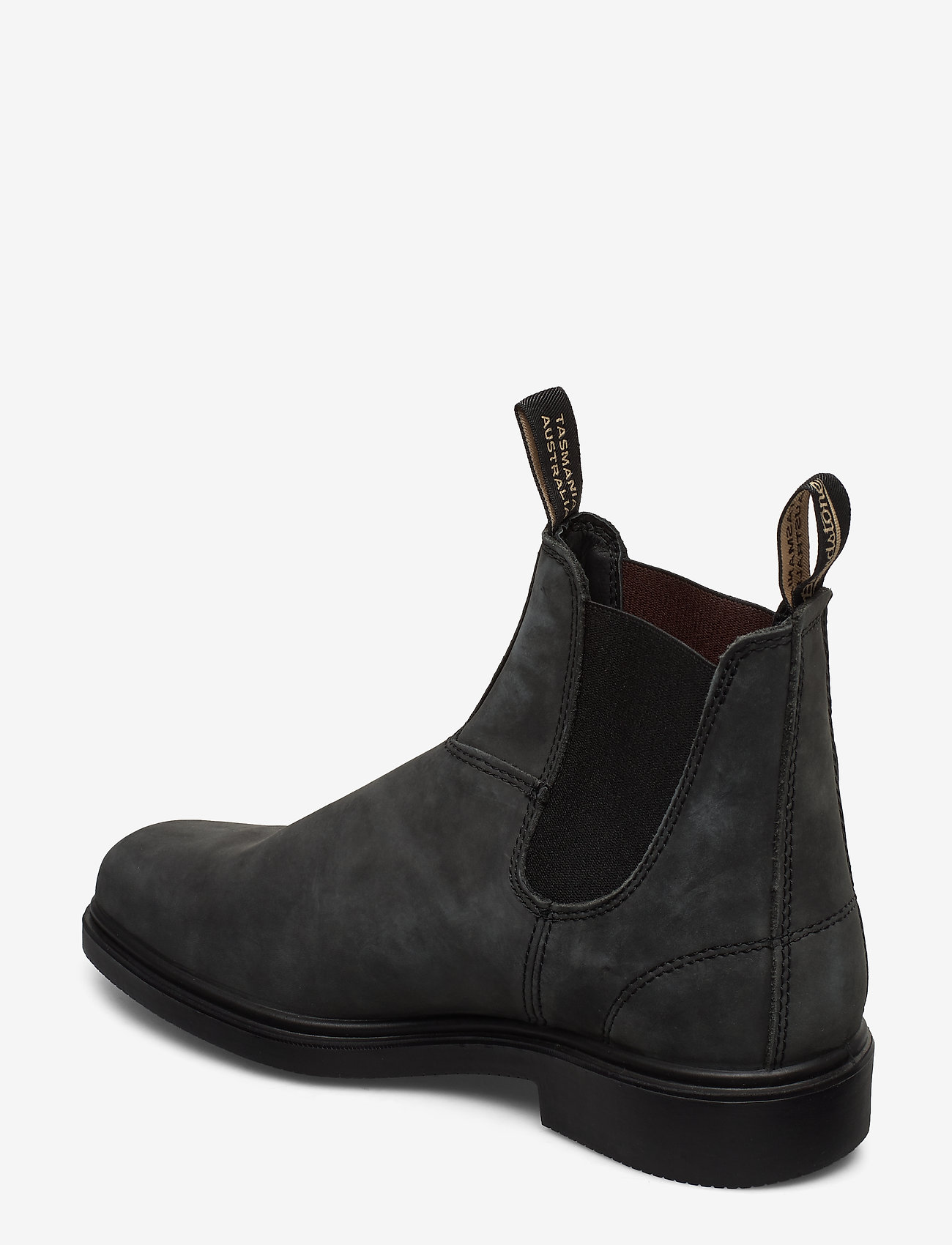 Bl Dress Boots (Rustic Black) (1400 kr) - Blundstone