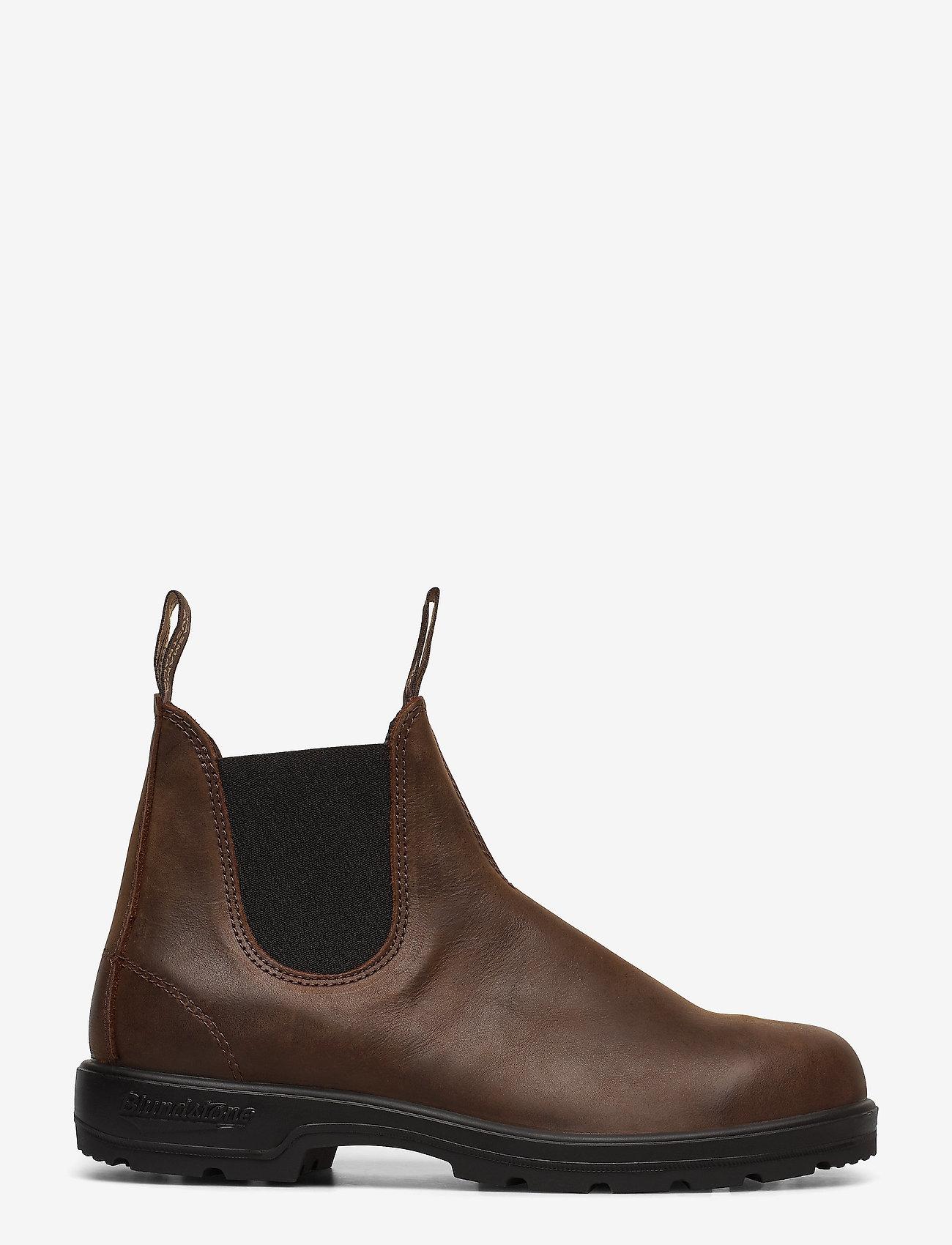 Blundstone - BL CLASSIC COMFORT (PU/TPU SOLE) - chelsea boots - antique brown - 0