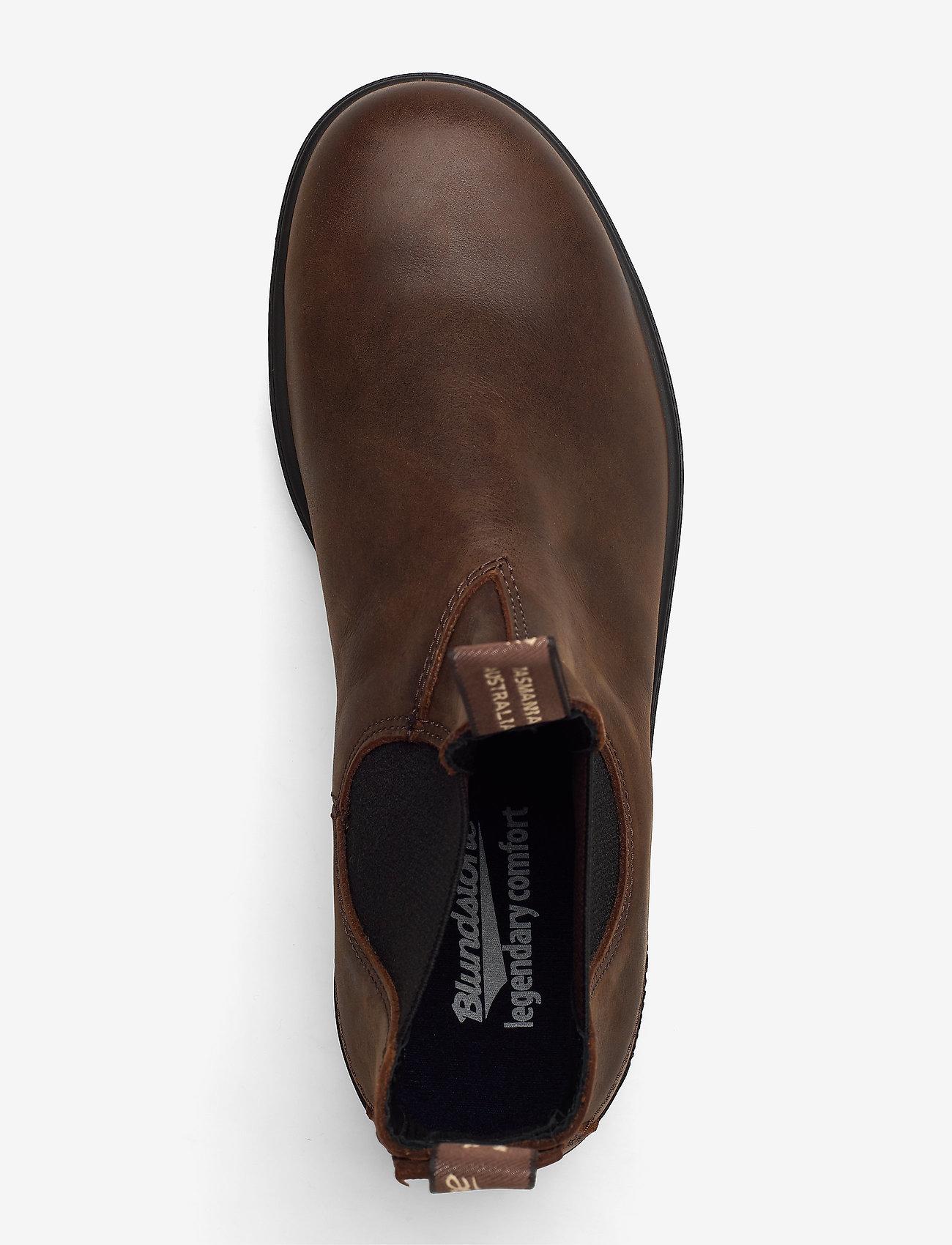 Bl Classic Comfort (pu/tpu Sole) (Antique Brown) (1400 kr) - Blundstone