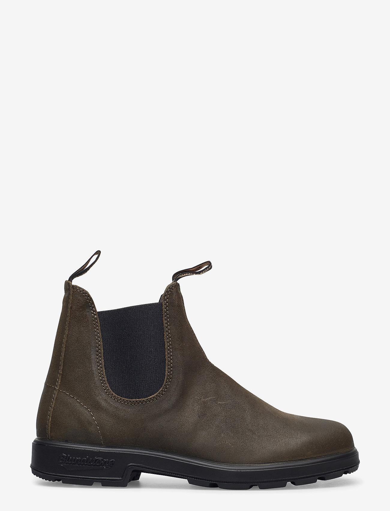 Blundstone - BL CLASSICS (PU/TPU SOLE) - chelsea boots - dark olive - 0