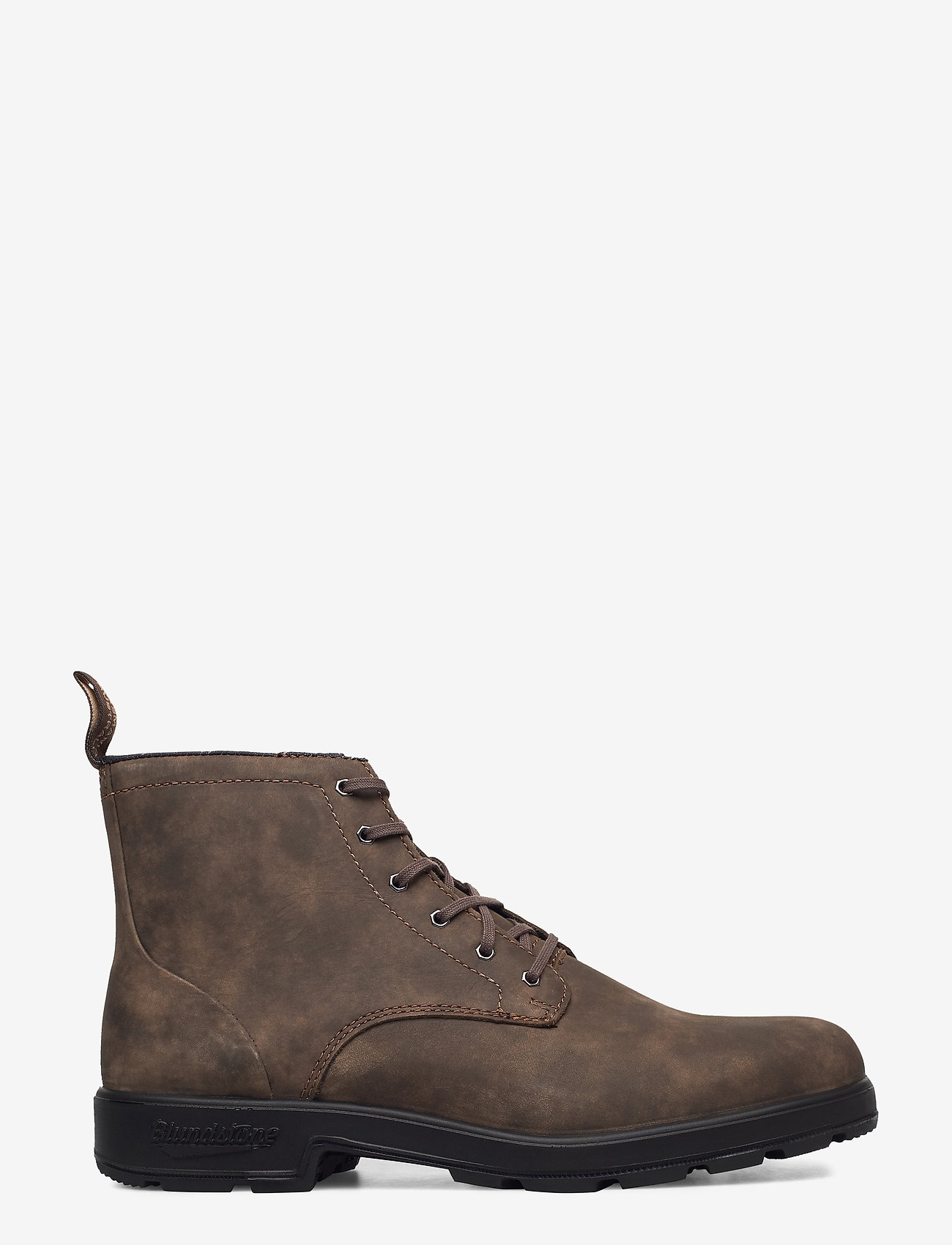 Blundstone - BL LACE UP LEATHER BOOT - med snøring - rustic brown - 1