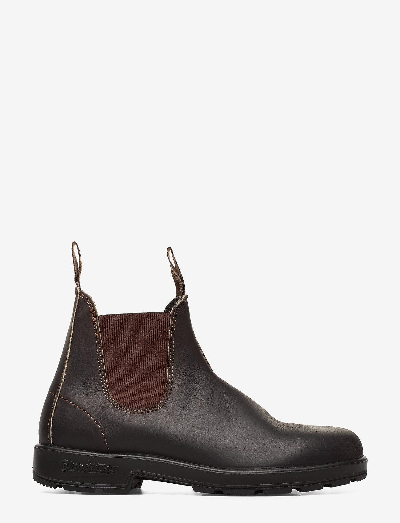 Blundstone - BL CLASSICS (PU/TPU SOLE) - chelsea boots - stout brown premium oil tanned - 1