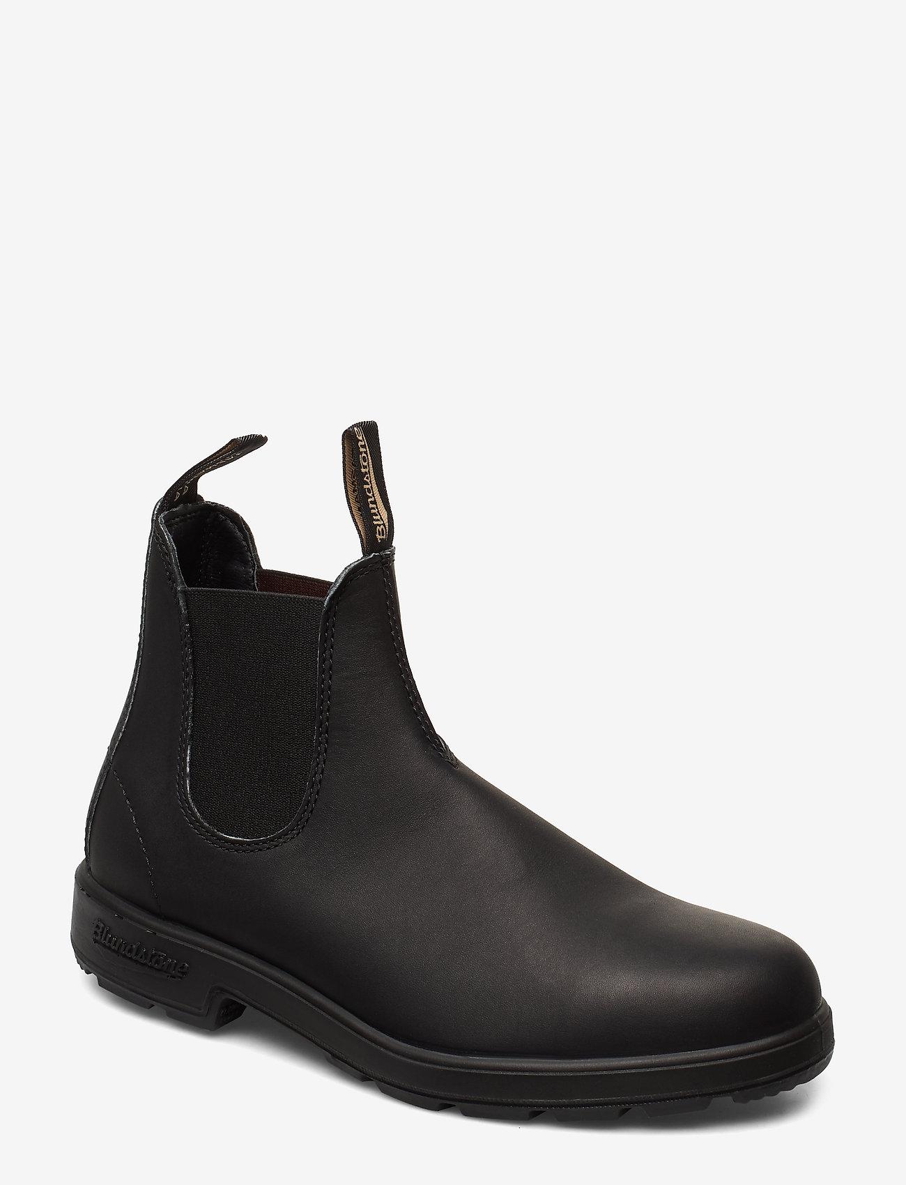 Blundstone - BL CLASSICS (PU/TPU SOLE) - chelsea boots - black premium oil tanned - 0