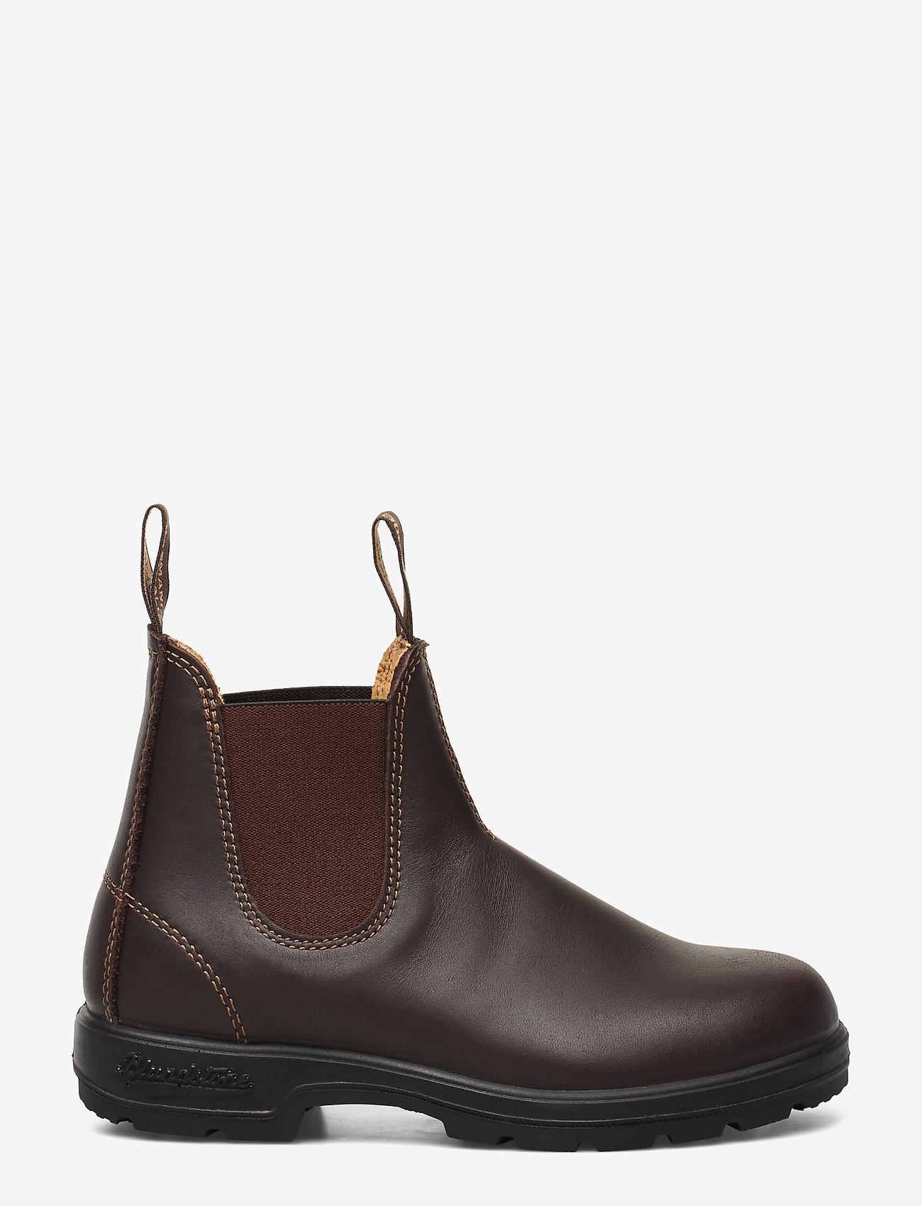 Blundstone - BL CLASSIC COMFORT (PU/TPU SOLE) - chelsea boots - walnut brown premium oil tan - 0