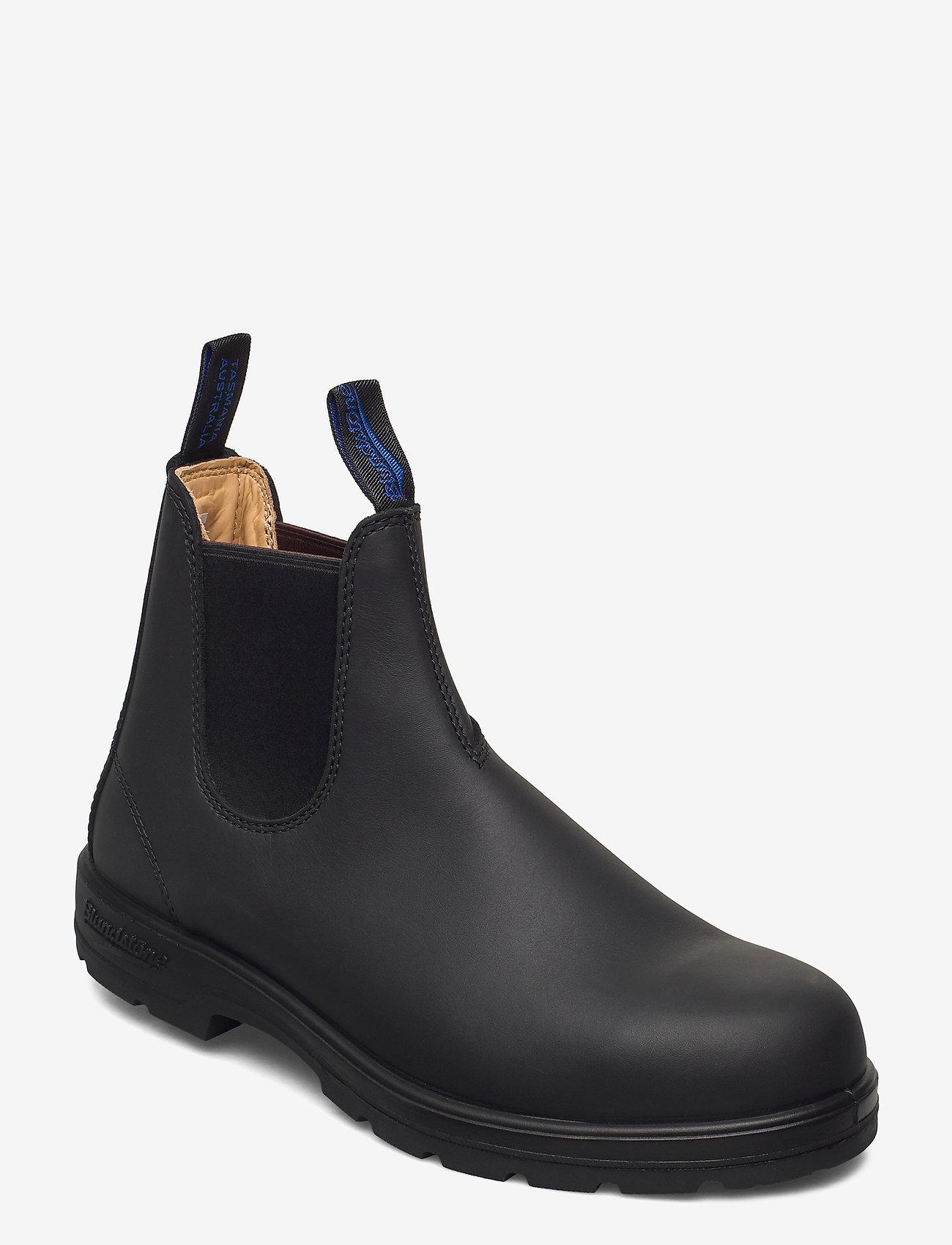 Blundstone - BL WARM & DRY RANGE - chelsea boots - black premium - 0