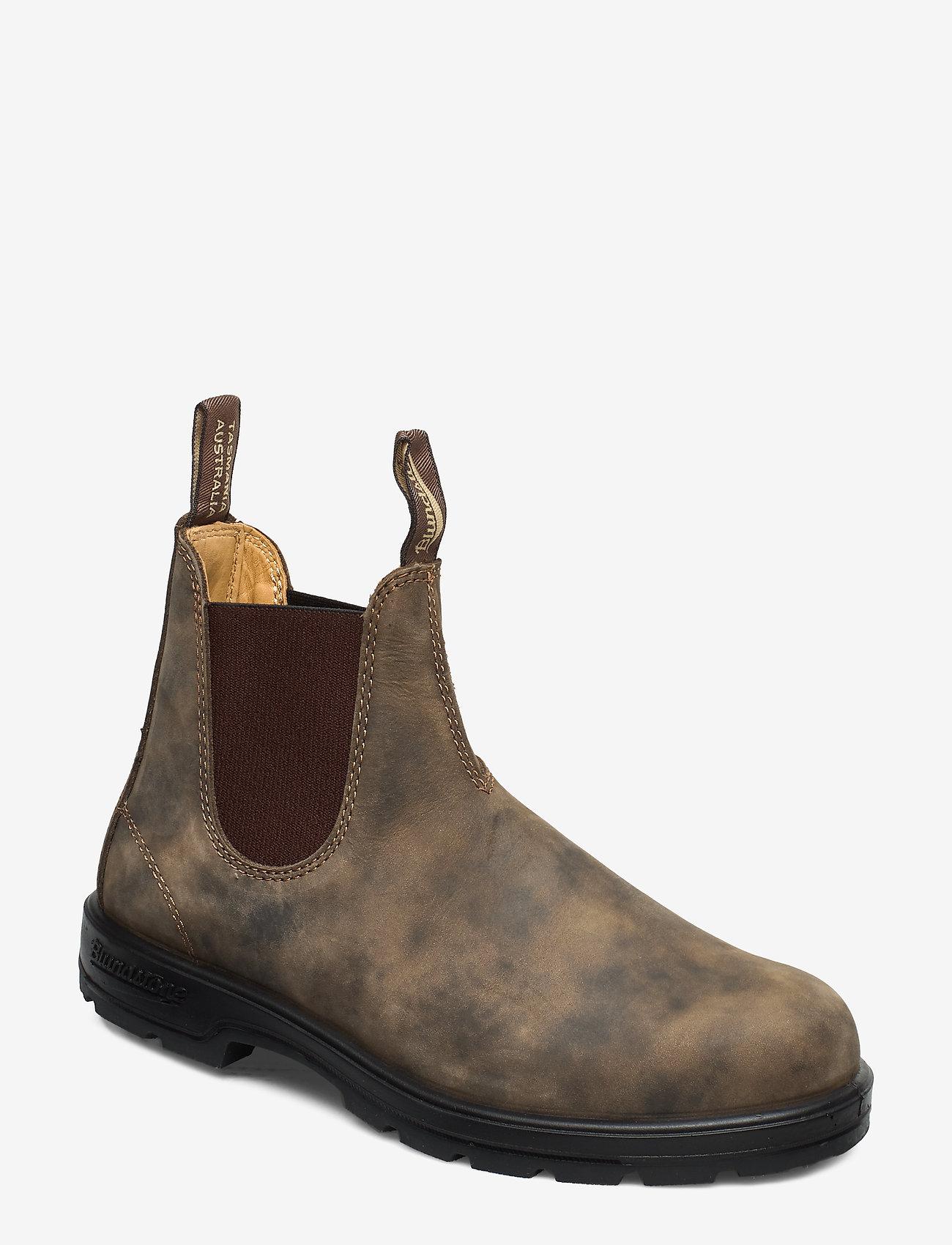 Blundstone - BL CLASSIC COMFORT (PU/TPU SOLE) - chelsea boots - rustic brown - 0