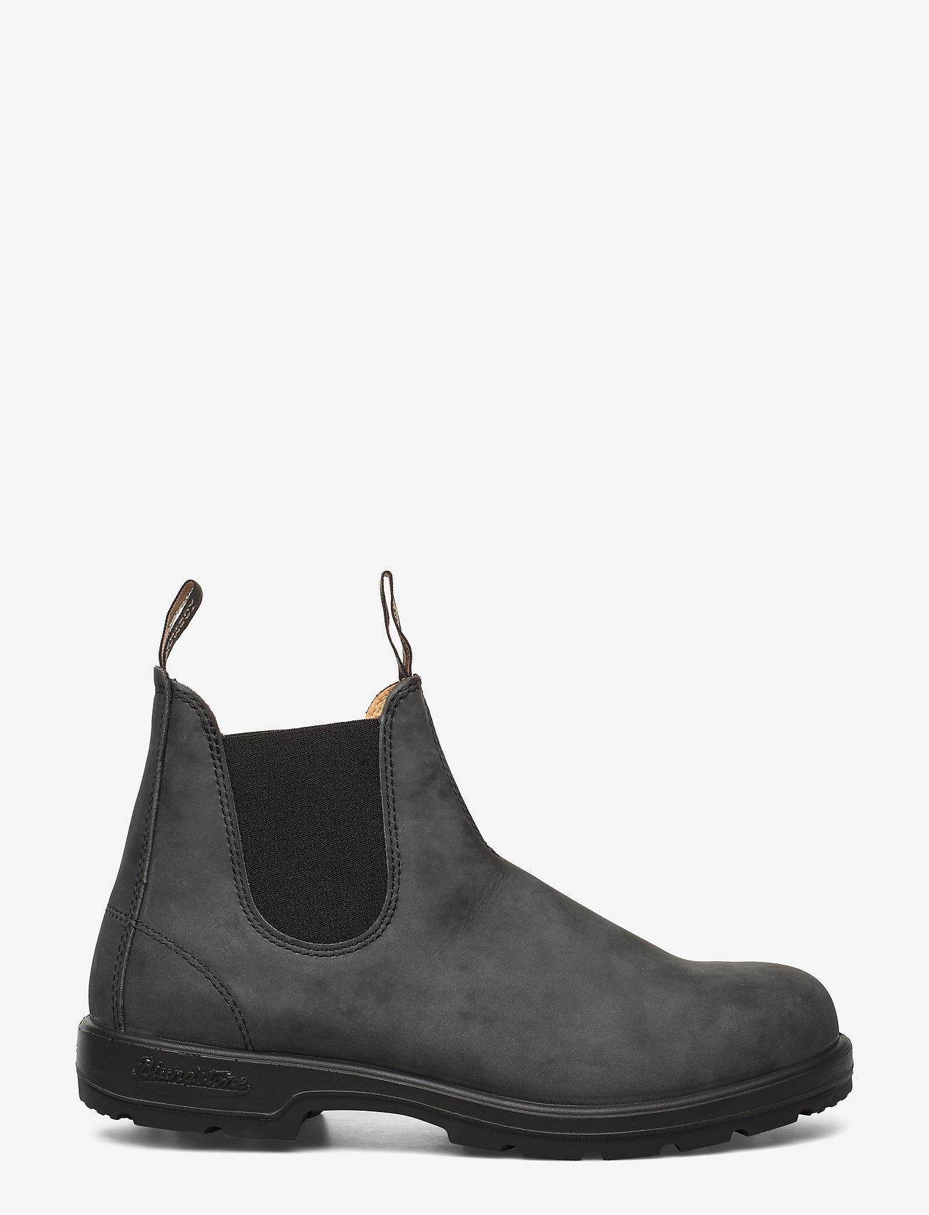 Blundstone - BL CLASSIC COMFORT (PU/TPU SOLE) - chelsea boots - rustic black - 1
