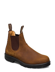 BL CLASSIC COMFORT (PU/TPU SOLE) - CRAZY HORSE BROWN