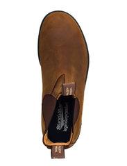 Blundstone - BL CLASSIC COMFORT (PU/TPU SOLE) - chelsea boots - crazy horse brown - 3