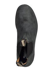 Blundstone - BL CLASSIC COMFORT (PU/TPU SOLE) - chelsea boots - rustic black - 0