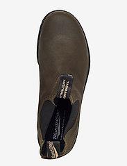 Blundstone - BL CLASSICS (PU/TPU SOLE) - chelsea boots - dark olive - 4