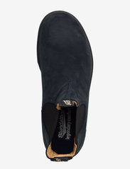 Blundstone - BL ELASTIC SIDE BOOT LINED - chelsea boots - navy nubuck - 3