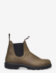 Blundstone - BL ELASTIC SIDED BOOT LINED - chelsea boots - dark green - 1