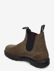 Blundstone - BL ELASTIC SIDED BOOT LINED - chelsea boots - dark green - 2