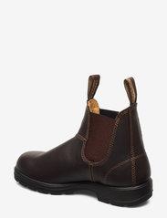 Blundstone - BL CLASSIC COMFORT (PU/TPU SOLE) - chelsea boots - walnut brown premium oil tan - 2