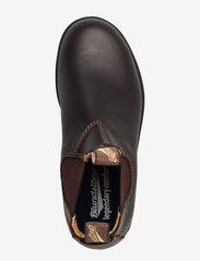 Blundstone - BL CLASSIC COMFORT (PU/TPU SOLE) - chelsea boots - walnut brown premium oil tan - 3