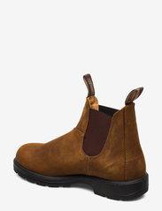 Blundstone - BL CLASSIC COMFORT (PU/TPU SOLE) - chelsea boots - crazy horse brown - 2