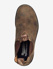 Blundstone - BL CLASSIC COMFORT (PU/TPU SOLE) - chelsea boots - rustic brown - 3