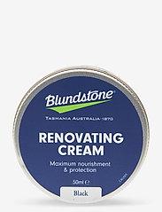 Blundstone - BL RENOVATING CREAM BLACK (MIN. 6) - shoe protection - black - 0