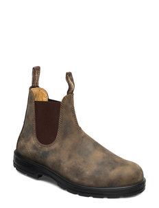 BL CLASSIC COMFORT (PU/TPU SOLE) - chelsea boots - rustic brown