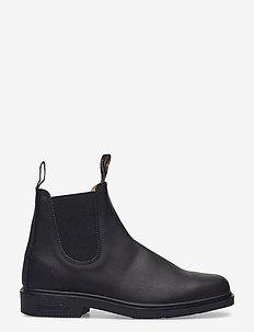 BL DRESS BOOTS - chelsea boots - black premium oil tanned
