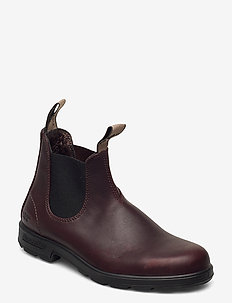 BL ANNIVERSARY BOOT - chelsea boots - burgundy