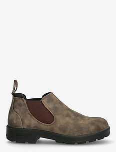 BL SLIP ON SHOE - flache stiefeletten - rustic brown