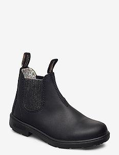 BL KIDS ELASTIC SIDED BOOT - støvler - sliver glitter