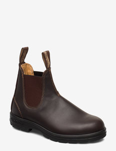 BL CLASSIC COMFORT (PU/TPU SOLE) - chelsea boots - walnut brown premium oil tan