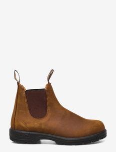 BL CLASSIC COMFORT - chelsea boots - crazy horse brown