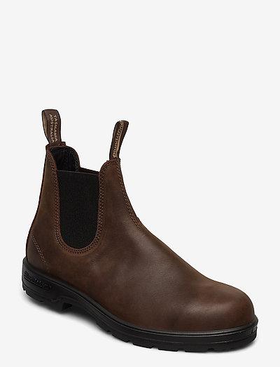 BL CLASSIC COMFORT - chelsea boots - antique brown