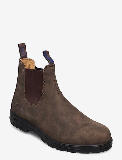 BL WARM & DRY RANGE - vinterstøvler - rustic brown