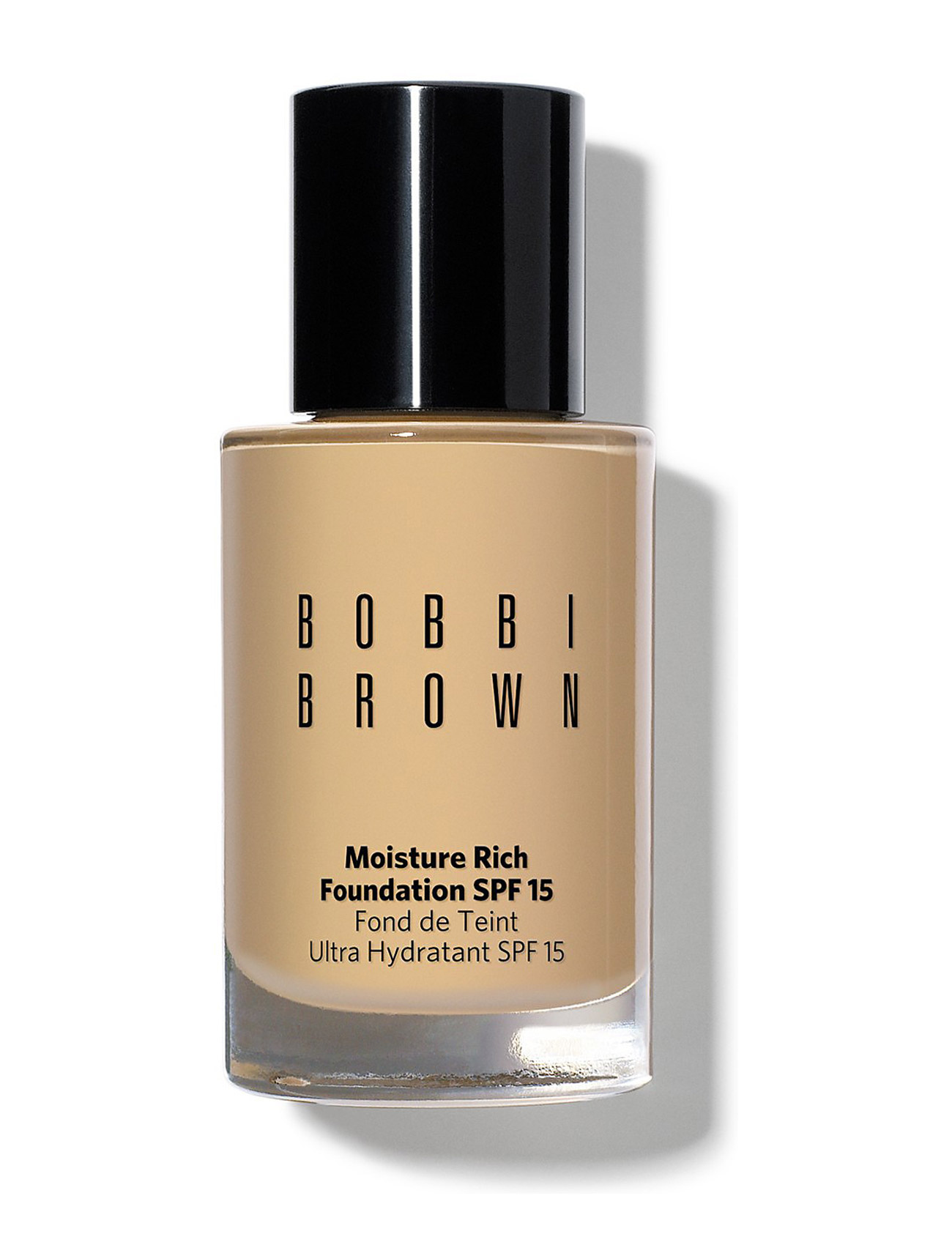 Bobbi Brown Moisture Rich Foundation, Warm Ivory 1
