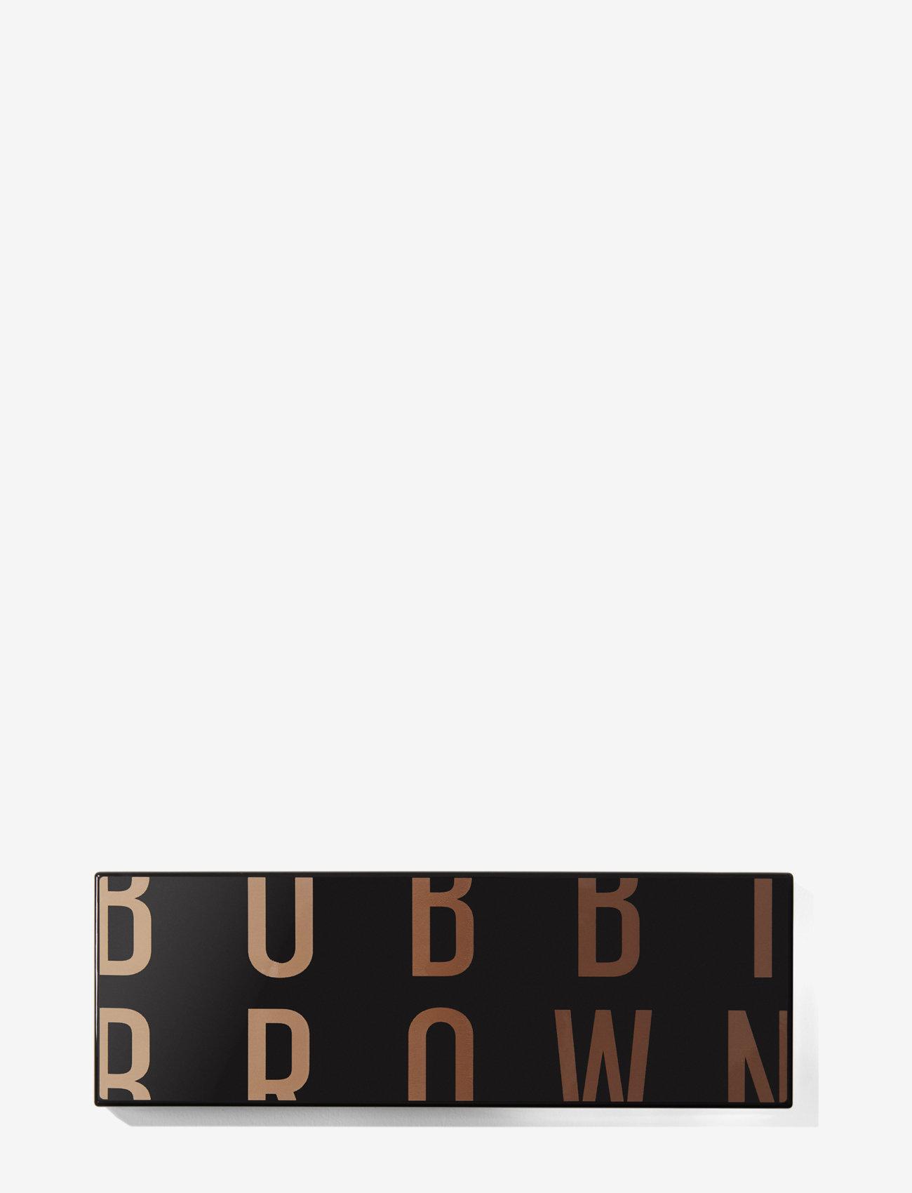 Bobbi Brown - Real Nudes Eye Shadow Palette - Ögonskuggspalett - golden nudes - 1