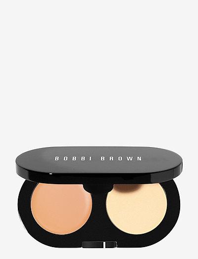 Creamy Concealer Kit, Beige - concealer - beige