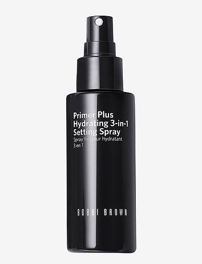 Primer Plus Hydrating Spray - setting spray - clear