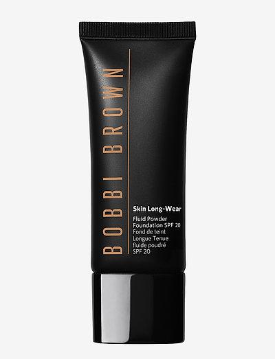 Skin Long-Wear Fluid Powder Foundation SPF20 - foundation - warm almond