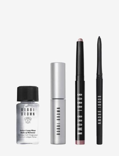 Long Wear Line & Define Eye Kit - eyeliner - clear