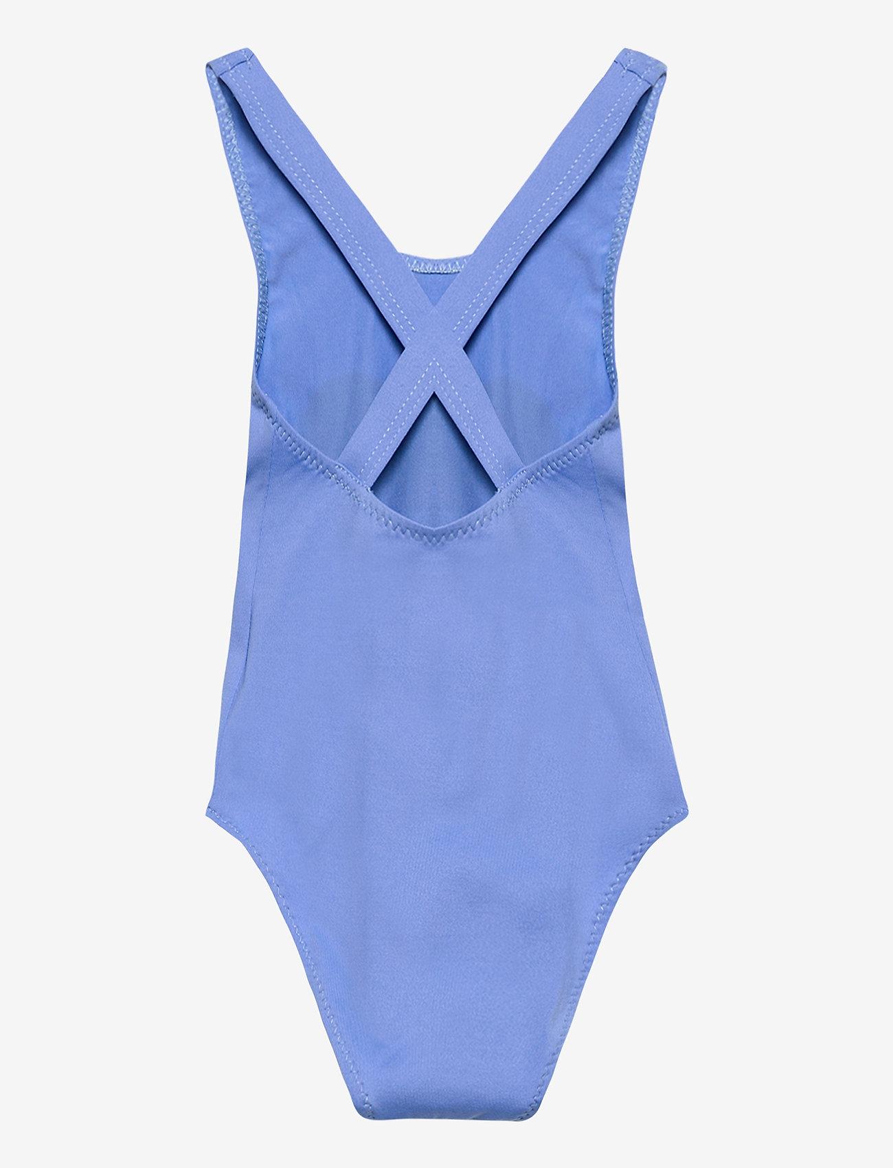 Bobo Choses - Tomato Swimsuit - swimsuits - lichen blue - 1