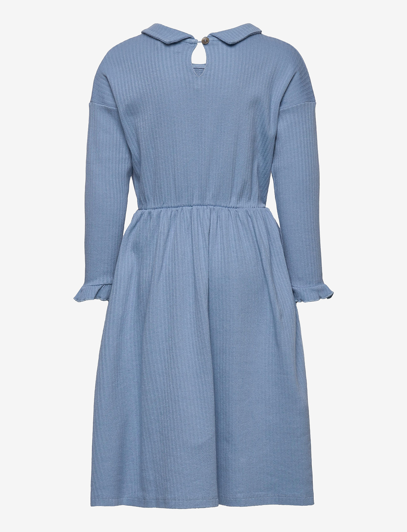 Bobo Choses - Collector Of Beautiful Words Dress - robes - forever blue - 1