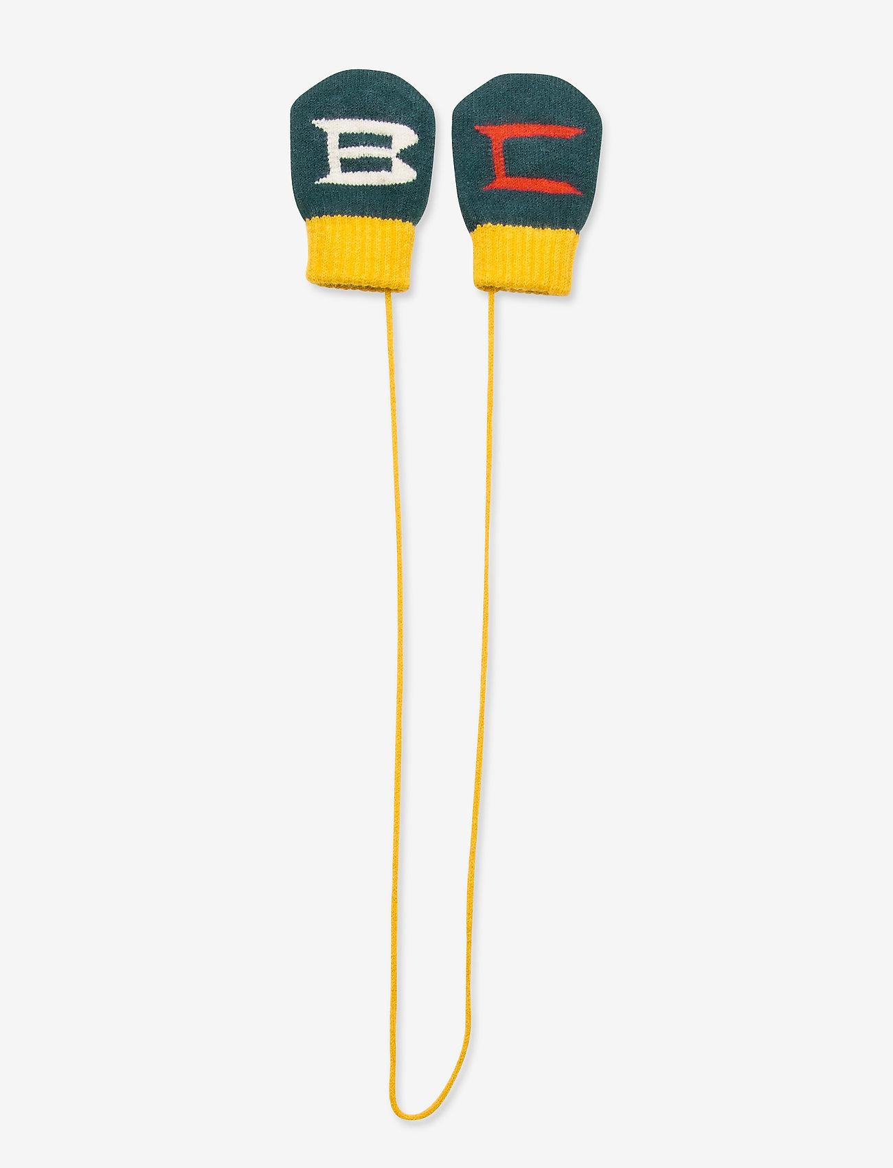 Bobo Choses - B.C. Mittens Gloves - vintertøj - ketchup - 0