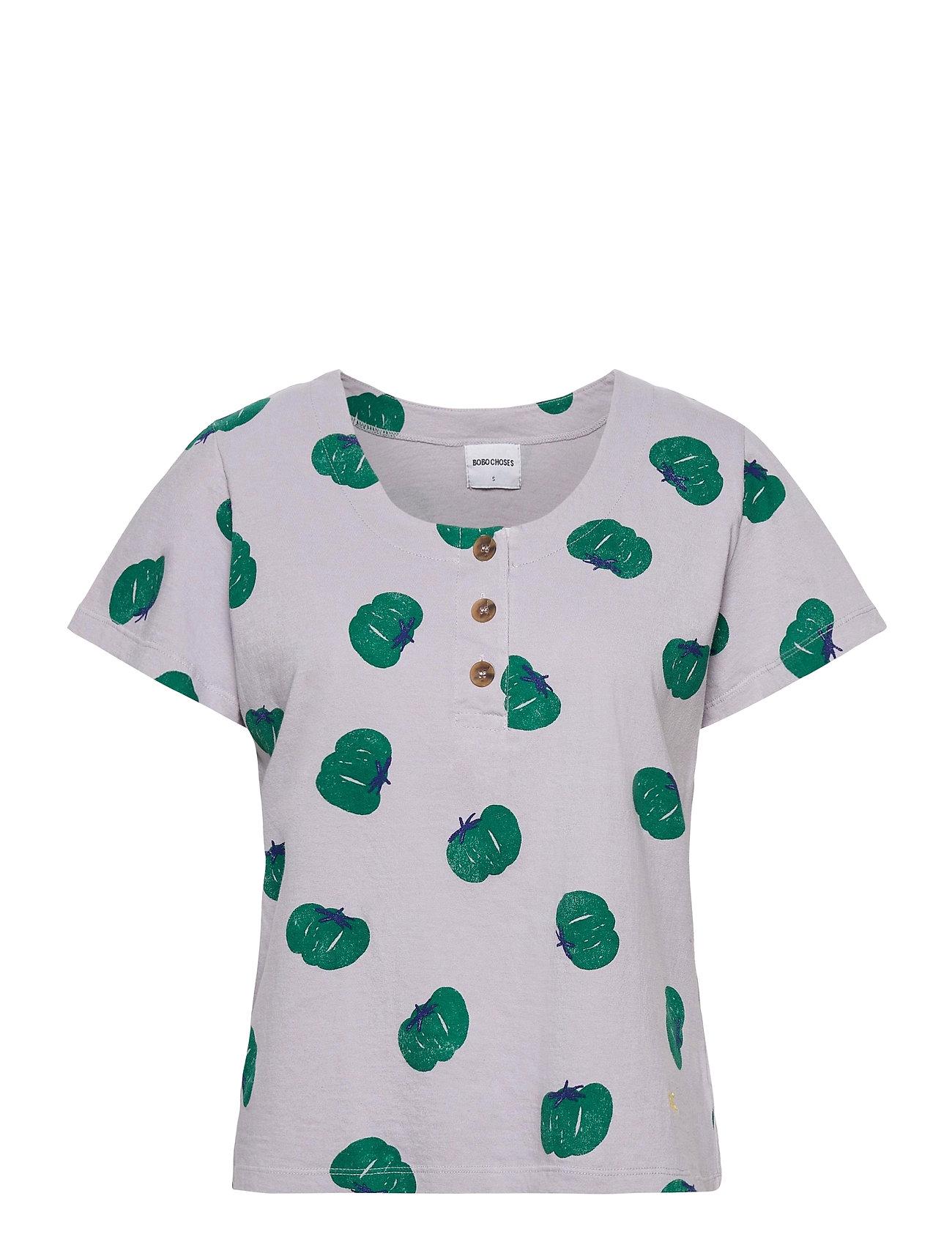 Image of Tomatoes Butt D T-Shirt T-shirt Top Multi/mønstret Bobo Choses (3493876213)