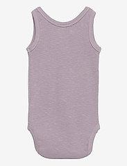 Bobo Choses - Vote For Pepper Sleeveless Body - kurzärmelige - lavender aura - 1