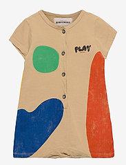 Bobo Choses - Play Landscape Playsuit - kurzärmelig - brush - 0