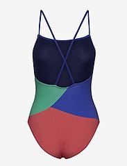 Bobo Choses - Lanscape Swimsuit - swimsuits - nautical blue - 1