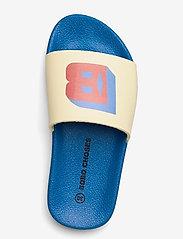 Bobo Choses - B.C Slide Sandals - pool sliders - custard - 3
