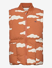 Bobo Choses - Clouds All Over Padded Jacket - puffer & padded - ketchup - 3