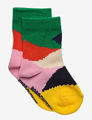 Bobo Choses - Multi Color Block baby socks - skarpetki - twilight blue - 0